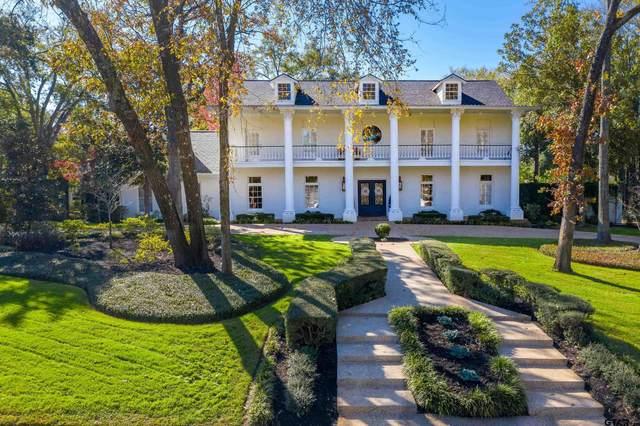 6 Huntington Circle, Longview, TX 75601 (MLS #10141233) :: Griffin Real Estate Group