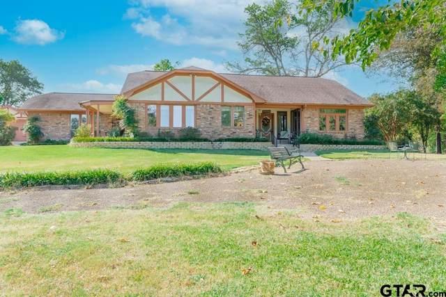 295 County Road 2229, Mineola, TX 75773 (MLS #10141244) :: Dee Martin Realty Group