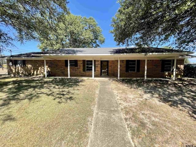 401 Rosewood St., Mt Pleasant, TX 75455 (MLS #10141259) :: RE/MAX Professionals - The Burks Team