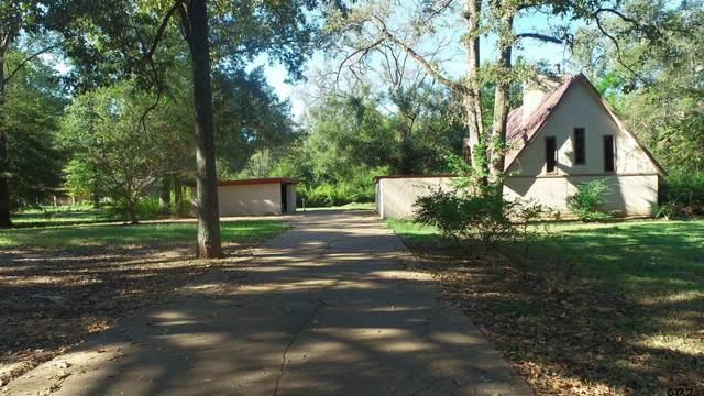 134 Briargrove St., Crockett, TX 75835 (MLS #10141296) :: RE/MAX Professionals - The Burks Team