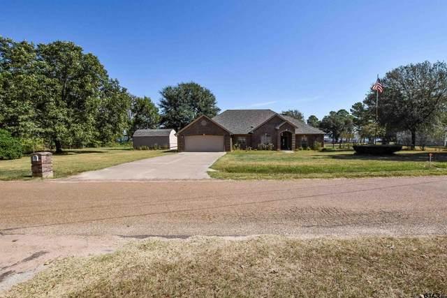 4911 Sunrise Dr., Chandler, TX 75758 (MLS #10141311) :: Dee Martin Realty Group