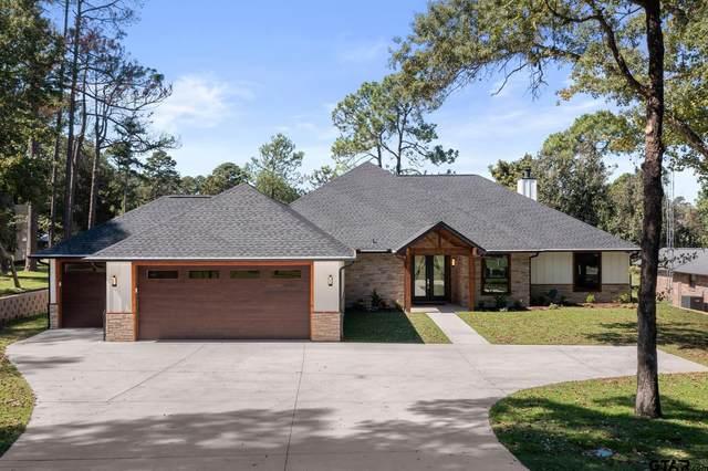 223 Old Barn Lane, Holly Lake Ranch, TX 75765 (MLS #10141382) :: Dee Martin Realty Group