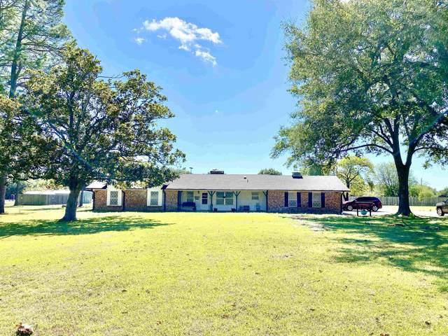 805 W Coke Rd, Winnsboro, TX 75494 (MLS #10141390) :: The Edwards Team