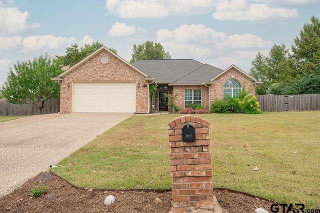 809 Braewood Circle, Lindale, TX 75771 (MLS #10141423) :: Dee Martin Realty Group