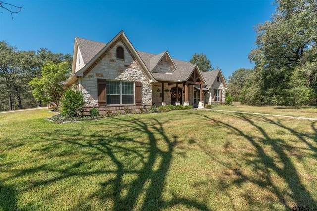 55 County Road 3513, Dike, TX 75437 (MLS #10141479) :: The Edwards Team