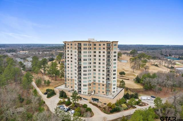 2801 Wexford Dr Unit 904, Tyler, TX 75709 (MLS #10141516) :: Dee Martin Realty Group