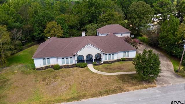 162 Park Drive, Kilgore, TX 75662 (MLS #10141561) :: Griffin Real Estate Group