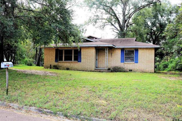 203 W Butler Street S/Sid, Gilmer, TX 75644 (MLS #10141562) :: Griffin Real Estate Group