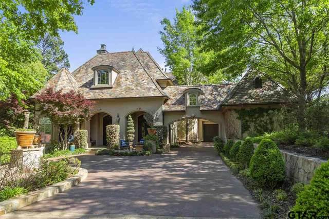 4405 Cascades Shoreline, Tyler, TX 75709 (MLS #10141594) :: Griffin Real Estate Group