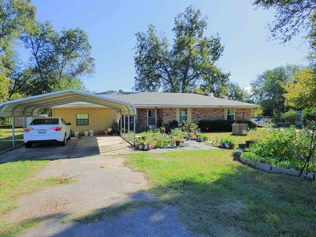 202 N Hubbard Ave, Omaha, TX 75571 (MLS #10141621) :: Griffin Real Estate Group