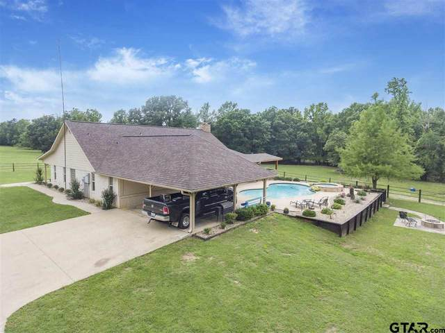 383 Cr 4300, Naples, TX 75568 (MLS #10141664) :: Griffin Real Estate Group