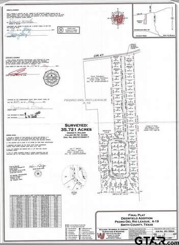 14519 Fallow Ln, Lindale, TX 75771 (MLS #10141674) :: RE/MAX Professionals - The Burks Team