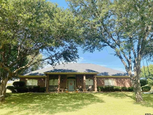 9938 Hillside Lane, Flint, TX 75762 (MLS #10141685) :: Griffin Real Estate Group