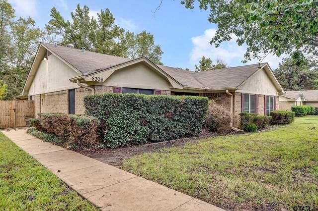 8306 Garrett Drive, Tyler, TX 75703 (MLS #10141869) :: Wood Real Estate Group