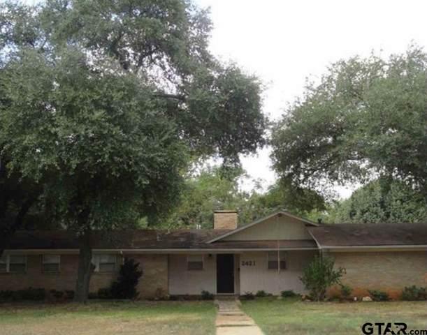 2421 Pine Crest, Tyler, TX 75701 (MLS #10141906) :: Dee Martin Realty Group