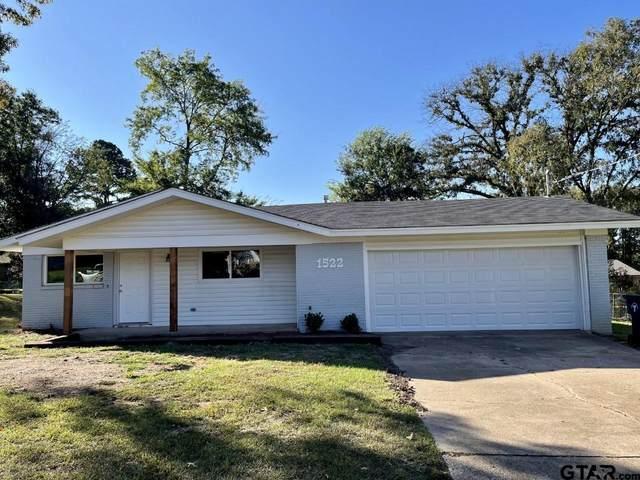 1522 Alamo, Tyler, TX 75701 (MLS #10141916) :: Dee Martin Realty Group