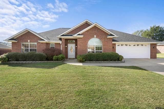 1202 Silver Oak Street, Mt Pleasant, TX 75455 (MLS #10141923) :: Dee Martin Realty Group
