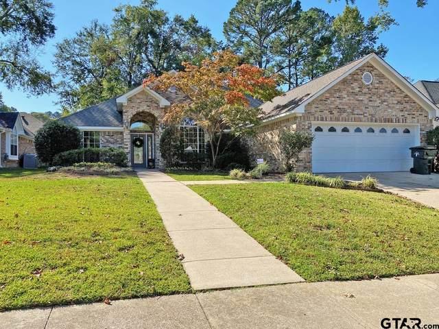 606 Whiteoak Ln, Tyler, TX 75703 (MLS #10141990) :: Dee Martin Realty Group