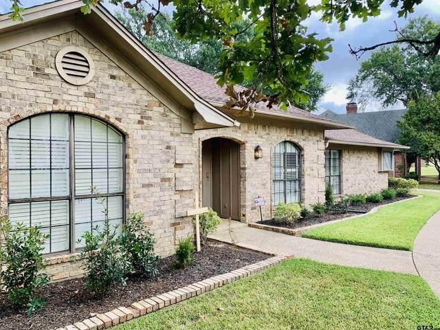 5908 Plantation, Tyler, TX 75703 (MLS #10141993) :: Dee Martin Realty Group
