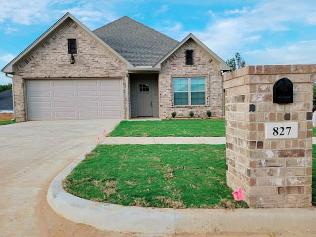 827 Lindsey Ln, Whitehouse, TX 75791 (MLS #10141996) :: Dee Martin Realty Group