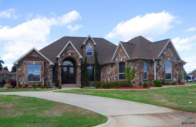 205 Devonshire Drive, Mt Pleasant, TX 75455 (MLS #10079275) :: RE/MAX Professionals - The Burks Team