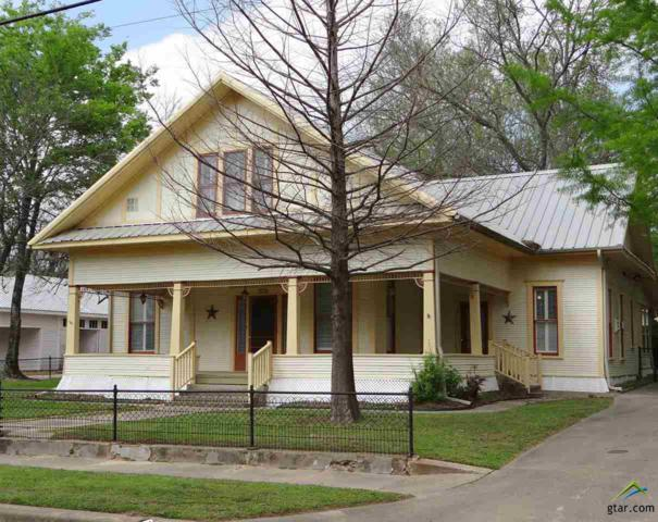 208 W Myrtle, Winnsboro, TX 75494 (MLS #10079576) :: The Wampler Wolf Team