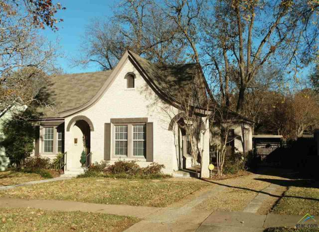 1114 S. College, Tyler, TX 75701 (MLS #10088795) :: The Rose City Team