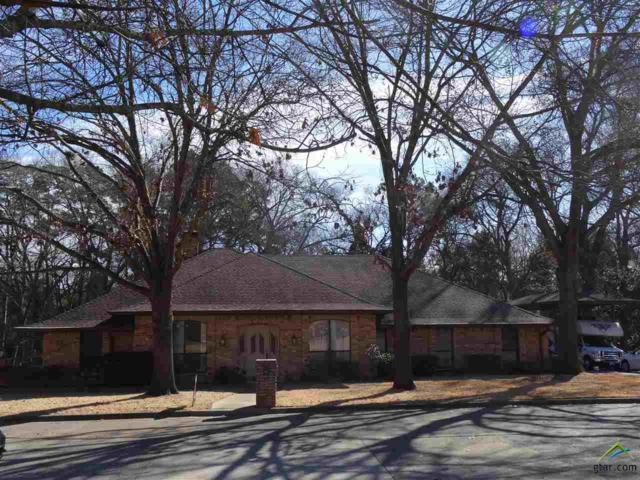 4502 Willow Bend, Mt Pleasant, TX 75455 (MLS #10090557) :: RE/MAX Professionals - The Burks Team