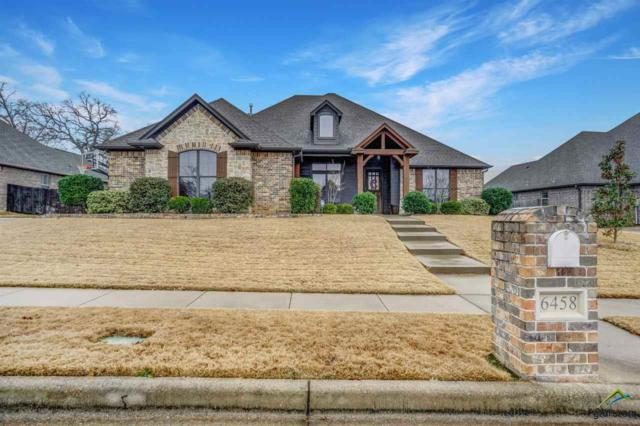 6458 Rochester Way, Tyler, TX 75703 (MLS #10090779) :: RE/MAX Professionals - The Burks Team