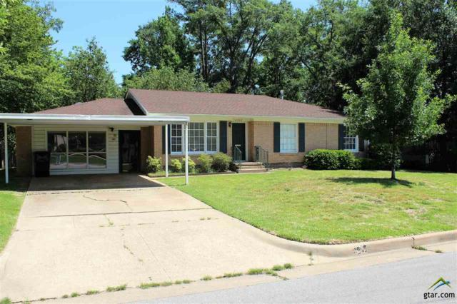 4202 Easy St., Tyler, TX 75701 (MLS #10094575) :: RE/MAX Professionals - The Burks Team