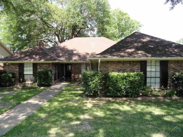 5804 Sheffield  Dr, Tyler, TX 75703 (MLS #10094715) :: RE/MAX Professionals - The Burks Team