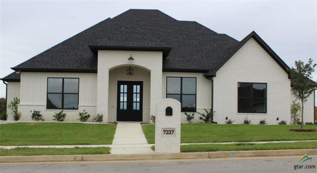 7337 Tule Creek, Tyler, TX 75703 (MLS #10101017) :: RE/MAX Professionals - The Burks Team