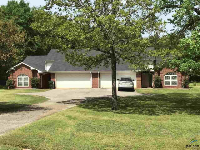 10735 & 10741 Hancock, Tyler, TX 75707 (MLS #10106934) :: The Wampler Wolf Team