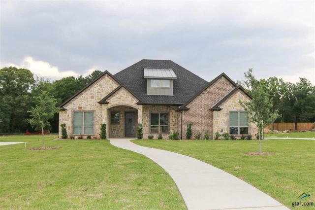 16557 Hailey Court, Tyler, TX 75703 (MLS #10108062) :: RE/MAX Impact