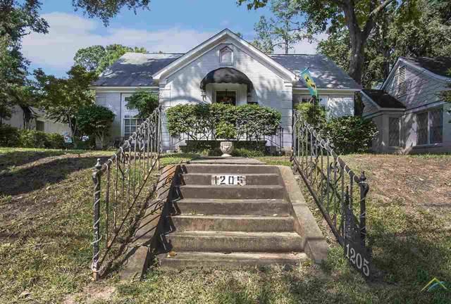1205 S Wall, Tyler, TX 75701 (MLS #10113398) :: RE/MAX Impact