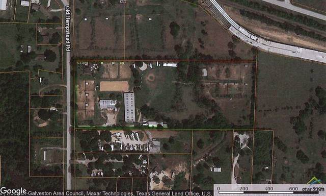 32118 Old Hempstead Rd., Magnolia, TX 77355 (MLS #10113703) :: RE/MAX Impact