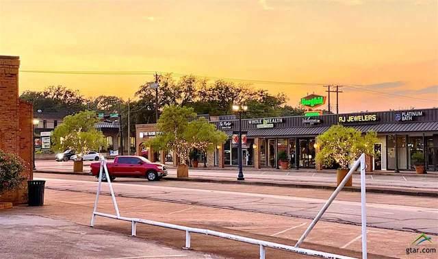 112 E 8th Street, Tyler, TX 75701 (MLS #10113725) :: The Wampler Wolf Team