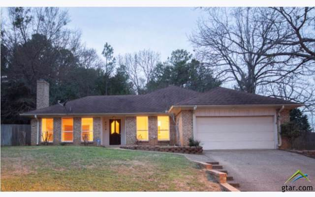 4615 Aberdeen, Tyler, TX 75703 (MLS #10117678) :: The Wampler Wolf Team