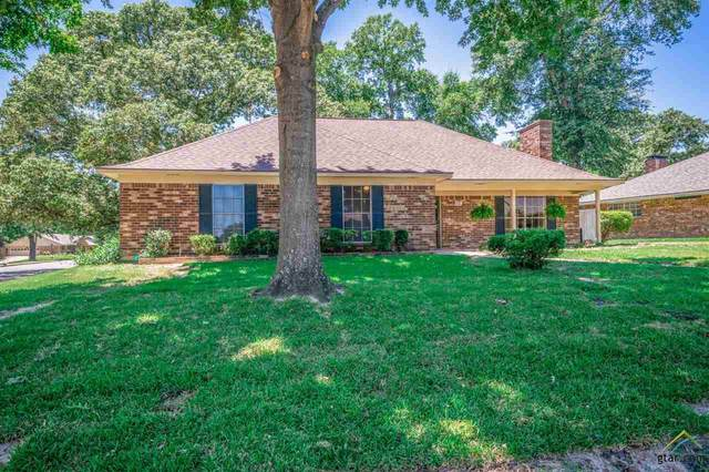 4711 Dundee Drive, Tyler, TX 75703 (MLS #10123445) :: The Wampler Wolf Team