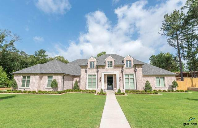 2523 Oak Alley, Tyler, TX 75703 (MLS #10123830) :: Griffin Real Estate Group