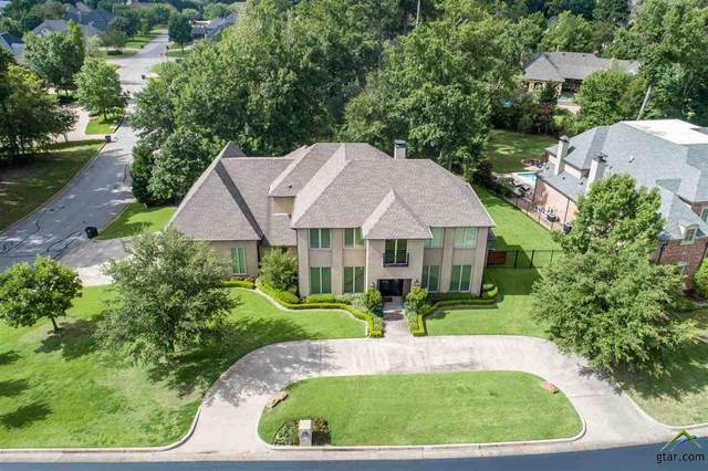 2106 Pinehurst St, Tyler, TX 75703 (MLS #10124814) :: The Wampler Wolf Team
