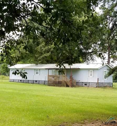 798 Allen Road, Longview, TX 75605 (MLS #10124893) :: The Wampler Wolf Team