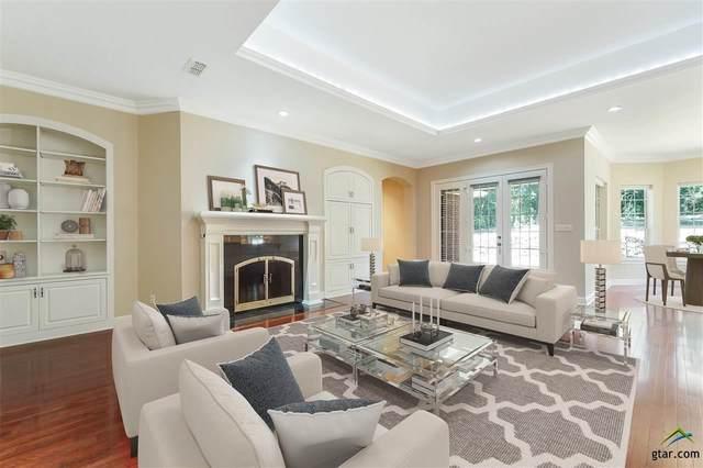 3 Montclair Circle, Longview, TX 75601 (MLS #10125294) :: Griffin Real Estate Group