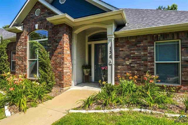 136 Teal Lane, Gilmer, TX 75645 (MLS #10125355) :: Griffin Real Estate Group