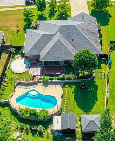 213 Heritage Court, Lindale, TX 75771 (MLS #10125457) :: The Wampler Wolf Team