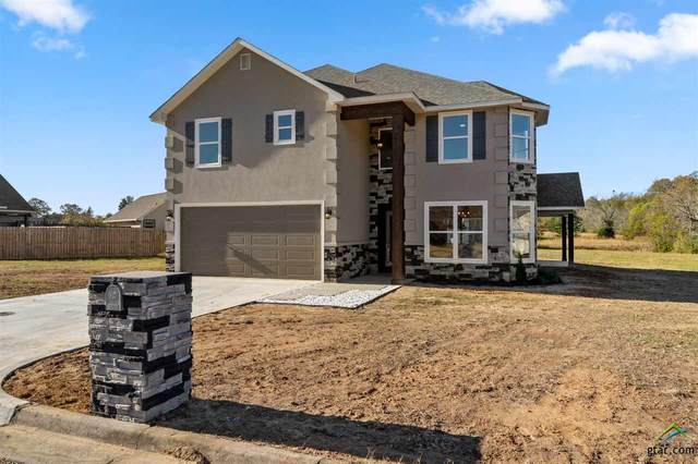 2831 Kingfisher Ln, Mt Pleasant, TX 75455 (MLS #10125810) :: Griffin Real Estate Group