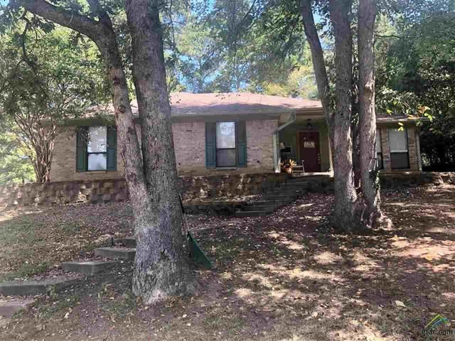 1102 Dogwood, Gilmer, TX 75644 (MLS #10126122) :: Griffin Real Estate Group