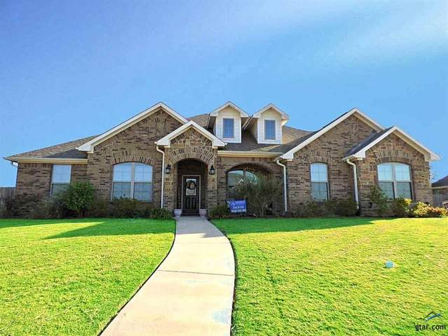 1004 Stone Bridge St., Mt Pleasant, TX 75455 (MLS #10127592) :: Griffin Real Estate Group