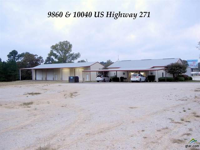 9860 & 10040 Us Highway 271, Tyler, TX 75708 (MLS #10127852) :: The Wampler Wolf Team