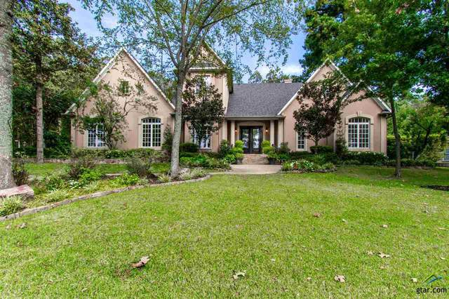 4455 Cascades Blvd, Tyler, TX 75709 (MLS #10127961) :: The Wampler Wolf Team